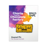 Charlie and the Chocolate Factory Enamel Pin