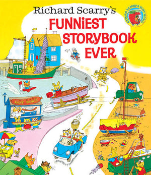 Richard Scarry: Funniest Storybook Ever