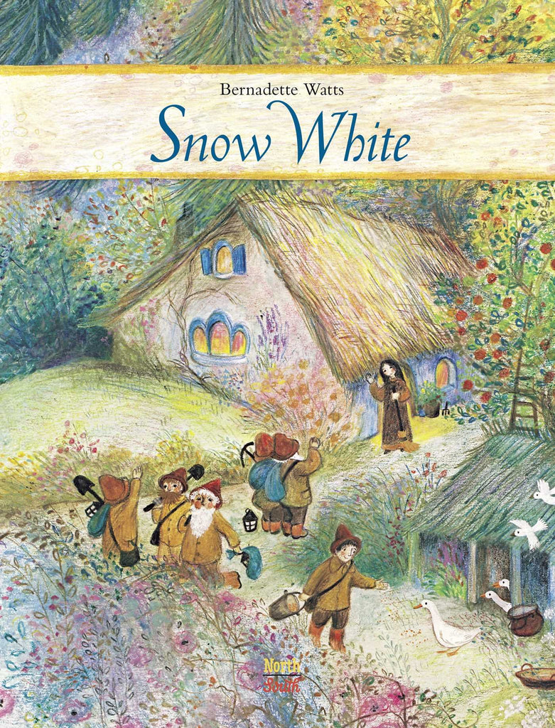 Snow White illustrated by Bernadette Watts