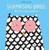 Elo: Surprising Birds- Lift the Flap Opposites