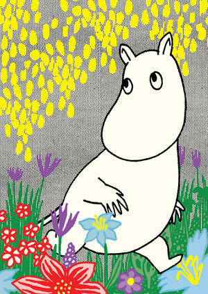 Moomin Deluxe Anniversary Edition by Tove Jansson