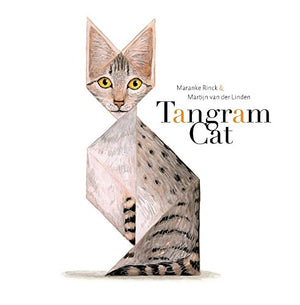 Tangram Cat by Maranke Rinck and Martijn van der Linden