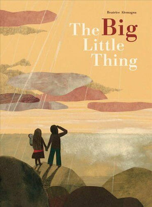 Beatrice Alemagna: The Big Little Thing