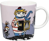 Too-ticky Violet Moomin Mug