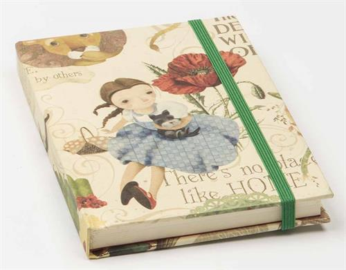 Kartos Hardback Wizard of Oz Luxury Notebook