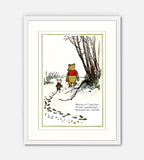 Winnie the Pooh Print: Pooh's Favourite Day