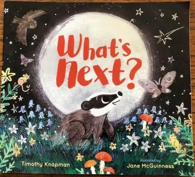 What's Next? by Timothy Knapman, illustrated by Jane Mc Guinness