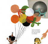 When's My Birthday? by Julie Fogliano illustrated by Christian Robinson
