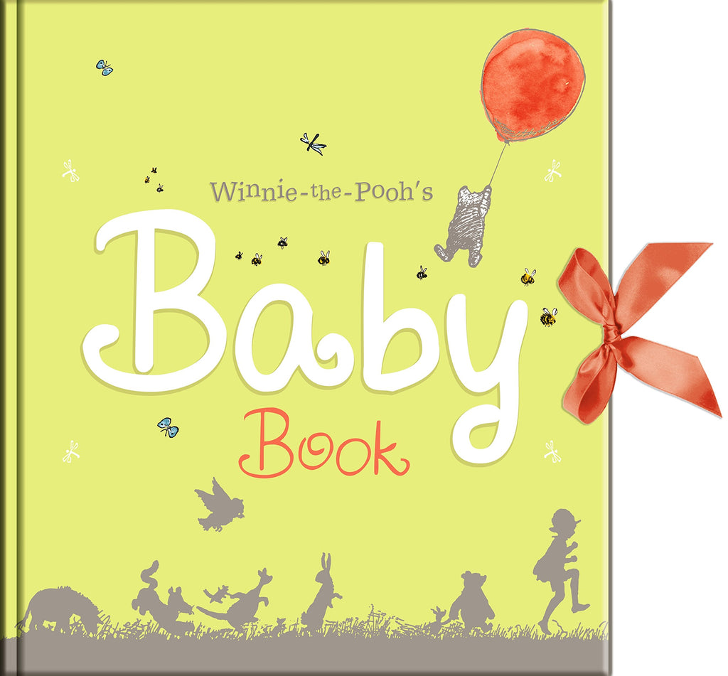 Baby Book: Winnie the Pooh's