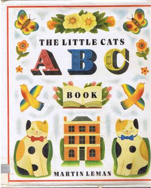 Martin Leman: The Little Cats ABC Book (Second Hand)