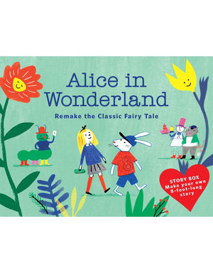 Alice In Wonderland (Story Box), with illustrations by Anne Laval