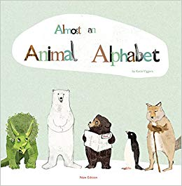 Katie Viggers: Almost An Animal Alphabet