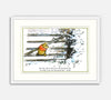 Print: Winnie the Pooh: Any Day Spent With You