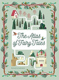 The Atlas of Fairy Tales, illustrated by Claudia Bordin