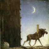Swedish Folk Tales illustrated by John Bauer