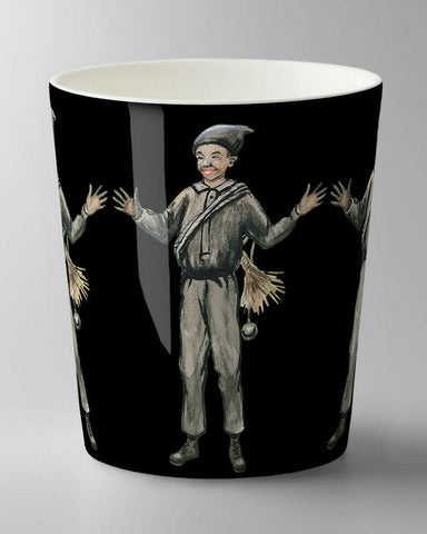 Mug: Elsa Beskow, Chimney Sweeper (no handle)