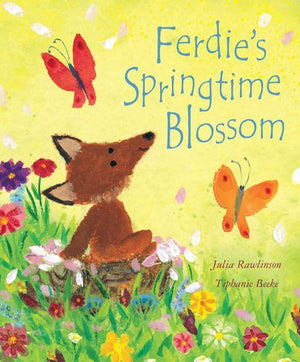 Julia Rawlinson: Ferdie's Springtime Blossom, Illustrated by Tiphanee Beeke (Second Hand)