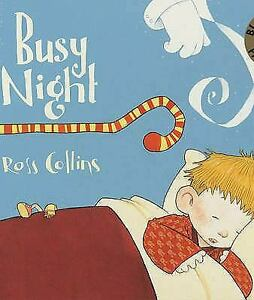 Ross Collins: Busy Night (Second Hand)