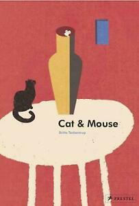 Cat and Mouse by Britta Teckentrup
