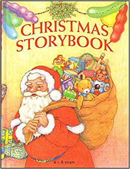 Christmas Storybook, Illustrated by Stephanie Ryder (Second Hand)