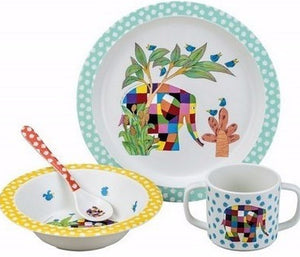 Elmer Eating Set for Children