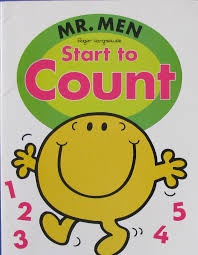 Roger Hargreaves: Mr. Men Start to Count (Second Hand)