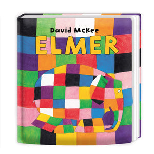 Elmer Boardbook by David McKee