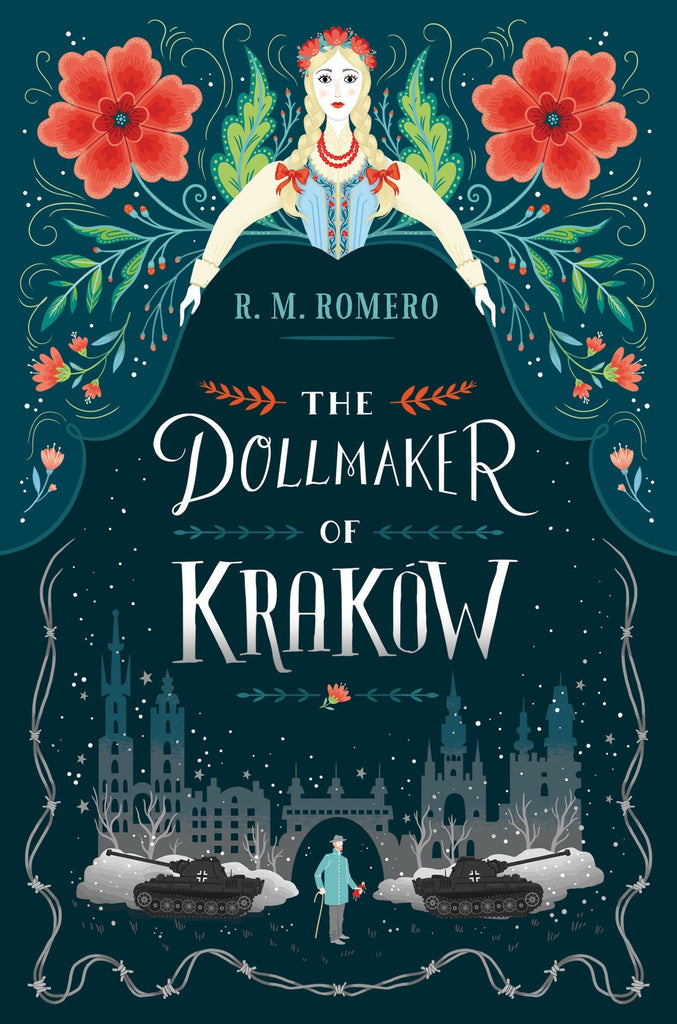 R.M. Romero: The Dollmaker of Krakow, illustrated by Tomislav Tomić