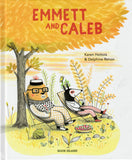 Emmett and Caleb by Karen Hottois, illustrated by Delphine Renon