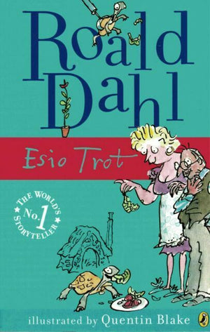 Roald Dahl: Esio Trot, Illustrated by Quentin Blake (Second Hand)