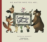 Everybody's Welcome Board Book by Patricia Hegarty, illustrated by Greg Abbott