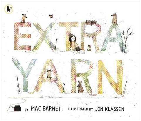 Mac Barnett: Extra Yarn, Illustrated by Jon Klassen