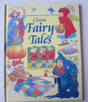 Classic Fairy Tales (Second Hand)