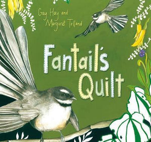 Fantails Quilt by Gay Hay, illustrated by Margaret Tolland