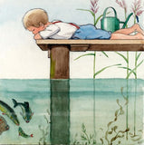 Elsa Beskow: The Curious Fish