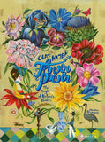 Flower Power by Christine Paxmann, The Magic of Nature's Healers, Illustrated by Olaf Hajek