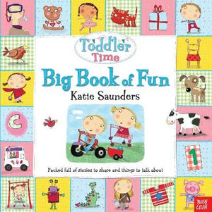 Katie Saunders: Big Book of Fun (Second Hand)