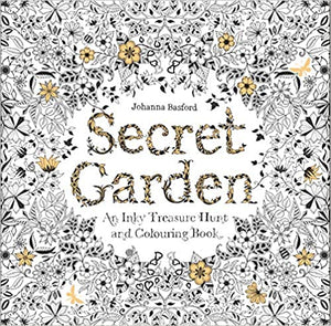 Johanna Basford: Secret Garden (Second Hand)