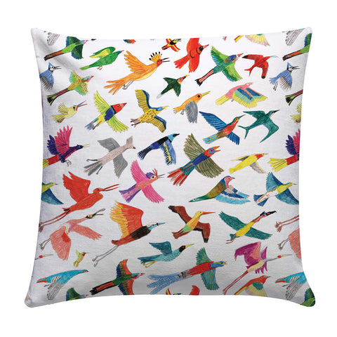 Cushion: Birds Cushion, designed by James Barker