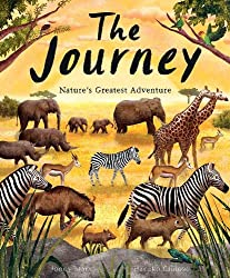 The Journey by Jonny Marx, Illustrated by Hanako Clulow