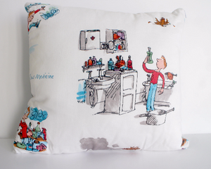 George's Marvellous Medicine Cushion Murraymaker