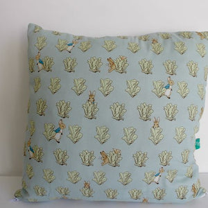 Peter Rabbit cushion by Murraymaker