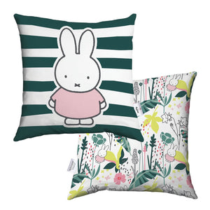Cushion: Miffy (Floral)