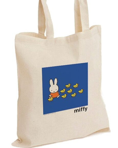 Tote Bag: Miffy and the Ducks