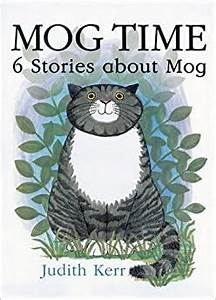 Judith Kerr: Mog Time, Six Stories About Mog (Second Hand)