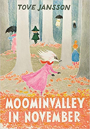 Tove Jansson: Moominvalley in November (Hardback Collector's Edition)