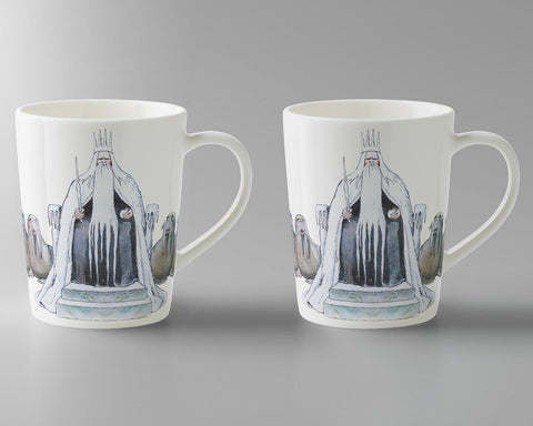 Espresso Mugs: Elsa Beskow, King Winter