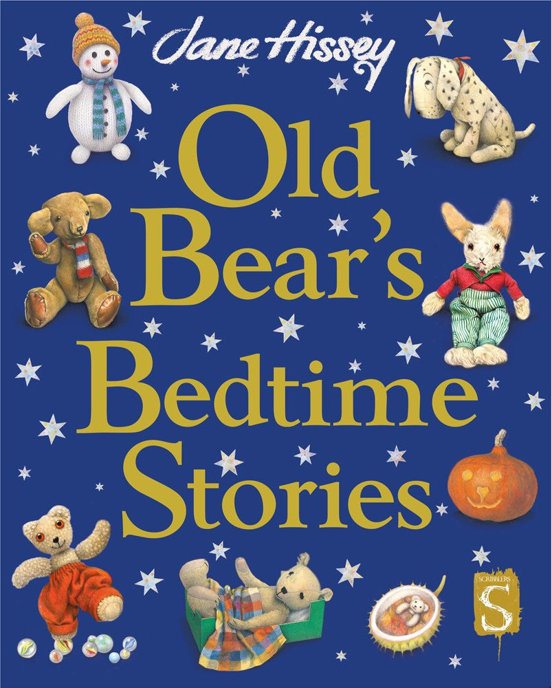 Jane Hissey: Old Bear's Bedtime Stories