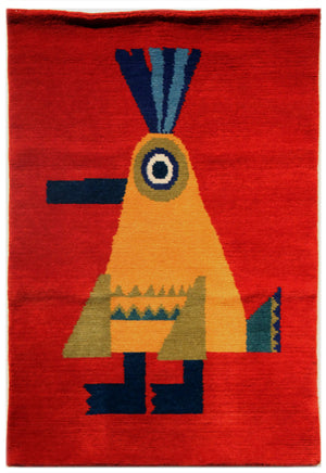 Chris Haughton Chicken Rug