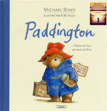 Michael Bond: Paddington, Illustrated by R. W. Alley, French Language (Second Hand)